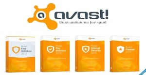 Avast Antivirus 1 year free key