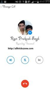 Facebook messenger free video call
