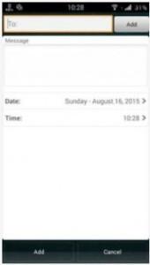 Whatsapp Scheduler messages.apk