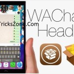 Whatsapp chat heads iOS