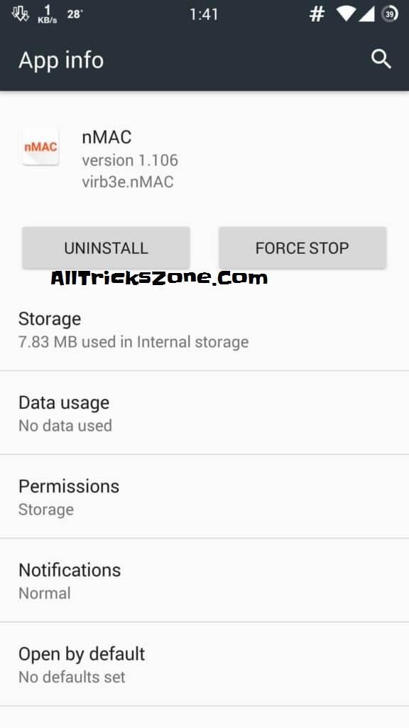 mac changer app