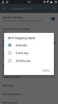 how to boost wifi signal on android phone