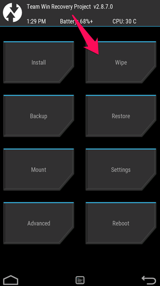 how to install cyanogenmod
