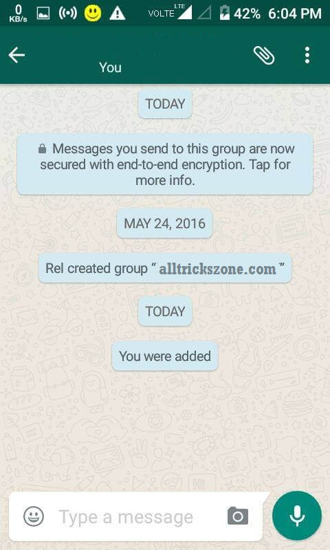 {HOT Trick}How to Create Whatsapp Group Joining Link for ...