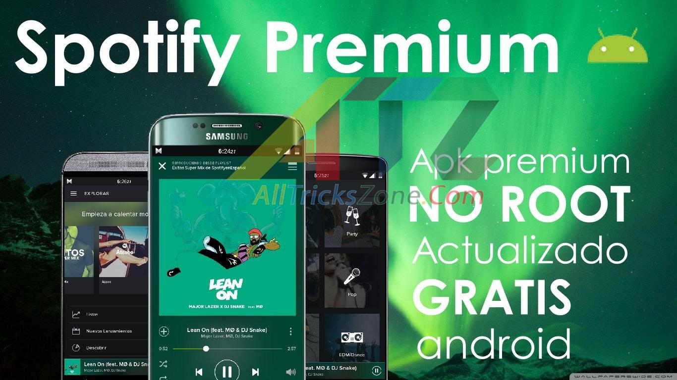 spotify premium apk for iphone