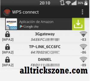 wps connect best Wifi hacking app