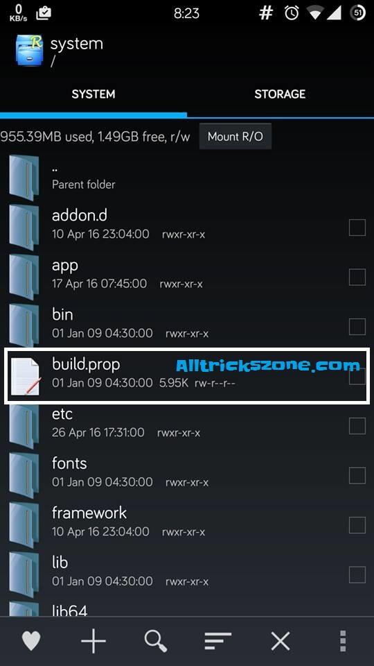 Best Build Prop Tweaks