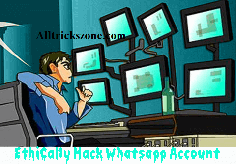 ethically hack whatsapp account
