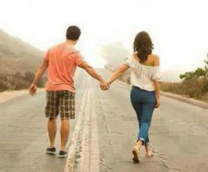 Hold Hand profile picture couple