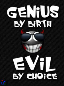 Evil Awesome Profile Picture devil