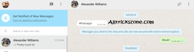 WhatsApp-Web-end-to-end-encryption