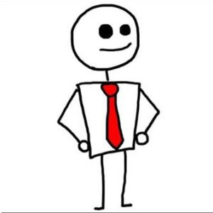 funny-whatsapp-animated-cartoon-dp-of-a-man-with-red-tie