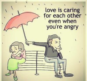 love-is-caring-eachother-whatsapp-dp