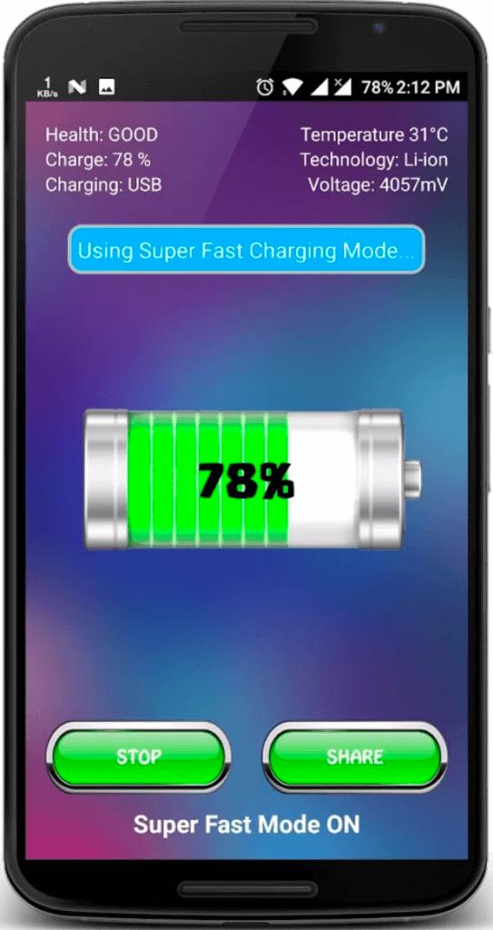 Fast Charging App Pro