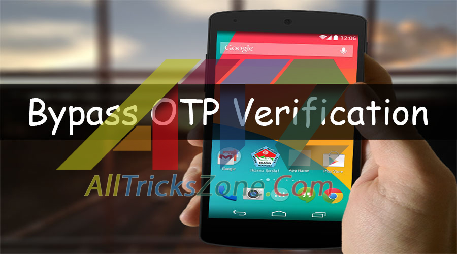 How to Bypass OTP Verification on any Website or App