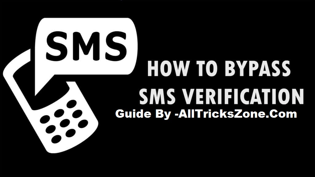 how to bypass sms verification