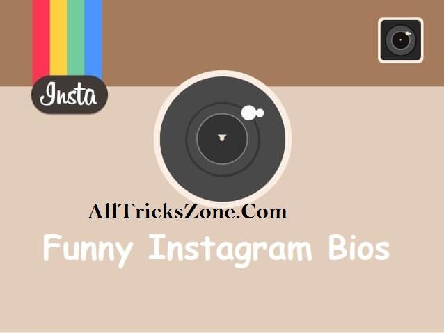 instagram bios funny
