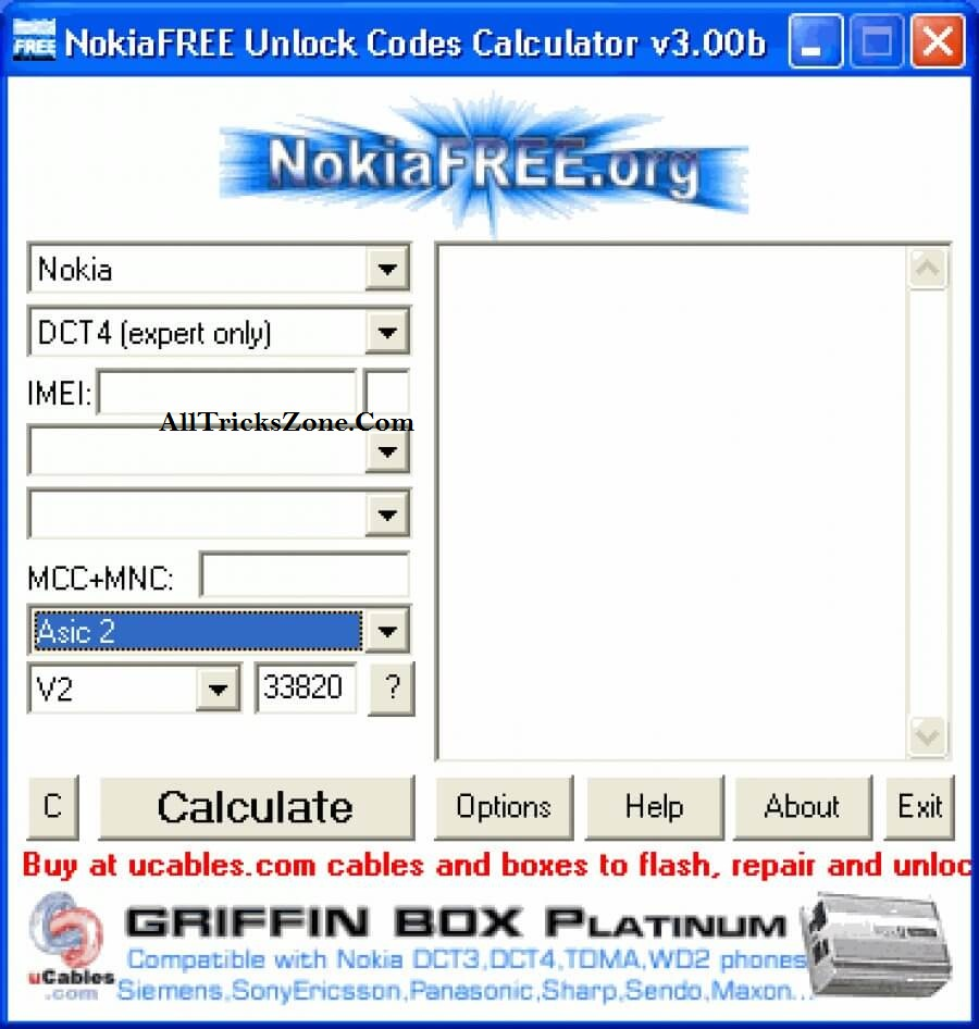 nokiafree-unlock-codes-calculator