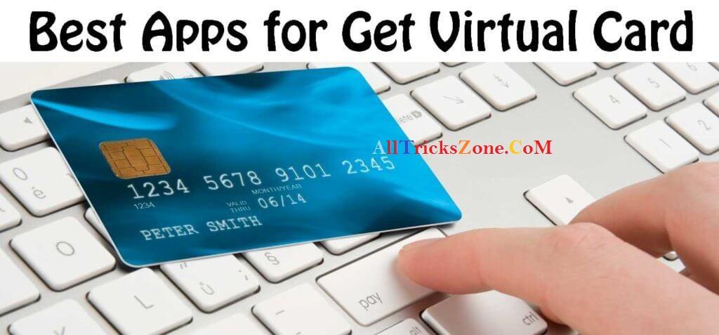 virtual card apps