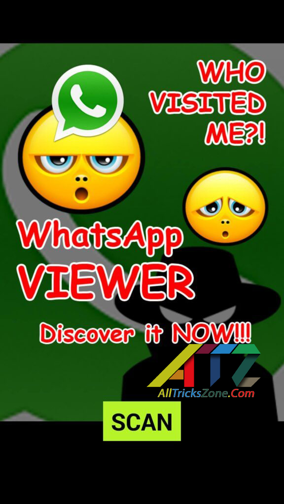 how to check who visited whatsapp profile