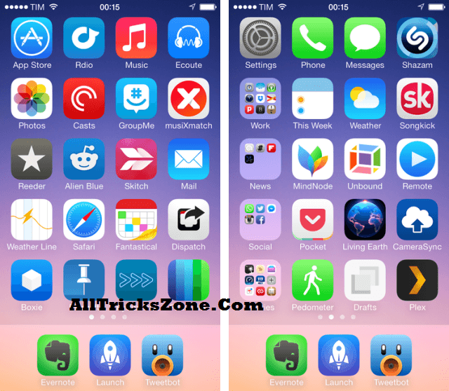 iPhone-Apps-on-android