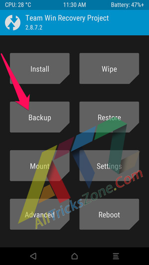 how to flash rom without wiping data