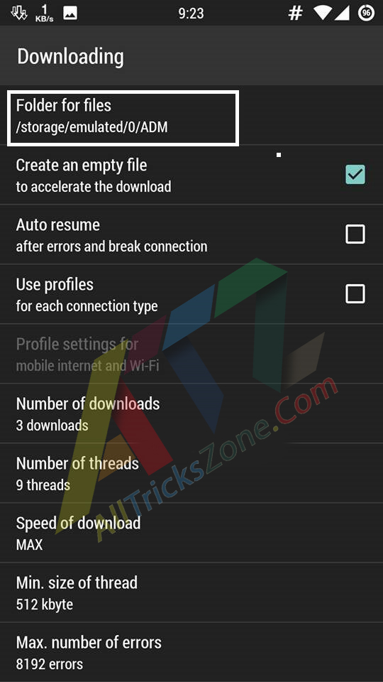 100% Working}Download Files to SD Card Automatically in Android Default