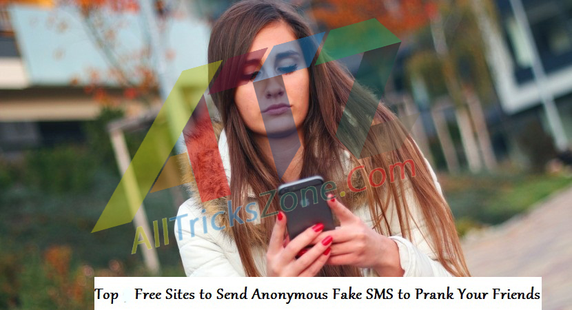 7 Sites To Send Anonymous SMS Without Registration