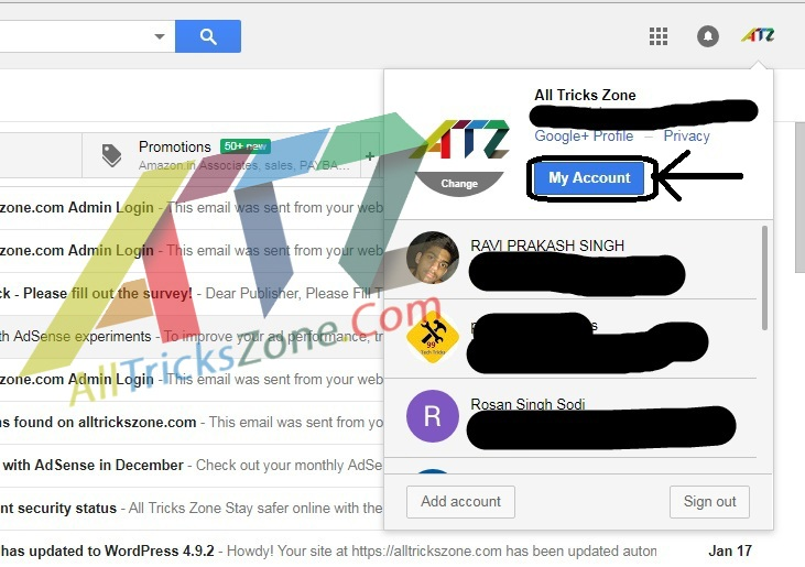 Create Unlimited Gmail Account