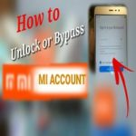 How to Unlock or Bypass MI Account Password