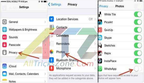 how to unhide whatsapp images from gallery